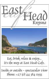 East Head Café at the Knysna Heads